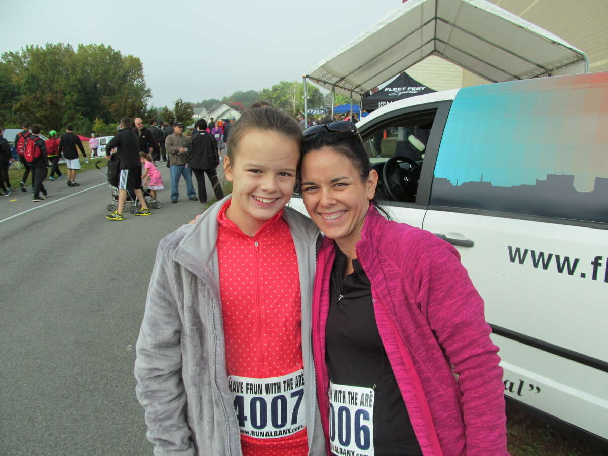 Were you Seen at the Colonie Youth Center's Annual Crossings 5K Challenge and Kids Fun Run on Sunday, September 29, 2013?
