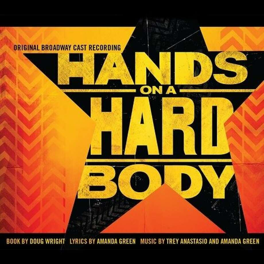"CD cover ""Hands on a Hardbody"" Photo: Ghostlight Records"
