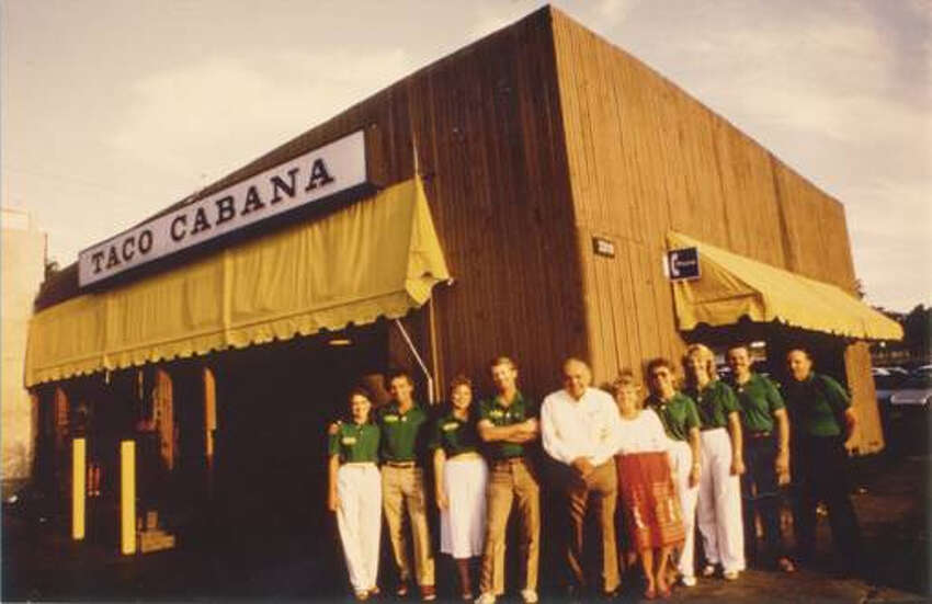 A hit from the start: They made $700 on the day Taco Cabana opened in 1978. That's roughly $2,627 today.