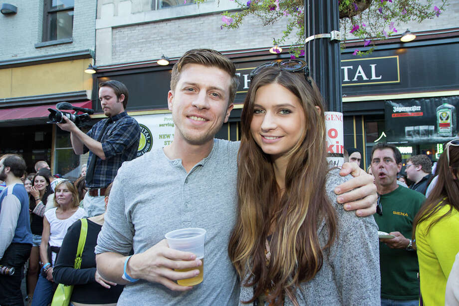 Were you Seen at the 4th Annual Pearl Palooza music festival on Pearl Street in downtown Albany on Saturday, September 28, 2013? Photo: Brian Tromans