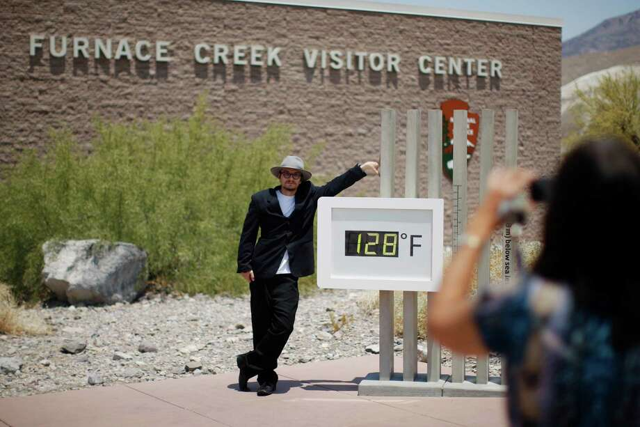 You won't find anyone inside of national park visitor centers. This profession wouldn't be allowed to continue working if the government shutdown.Source:New York Times Photo: David McNew, Getty Images / 2013 Getty Images