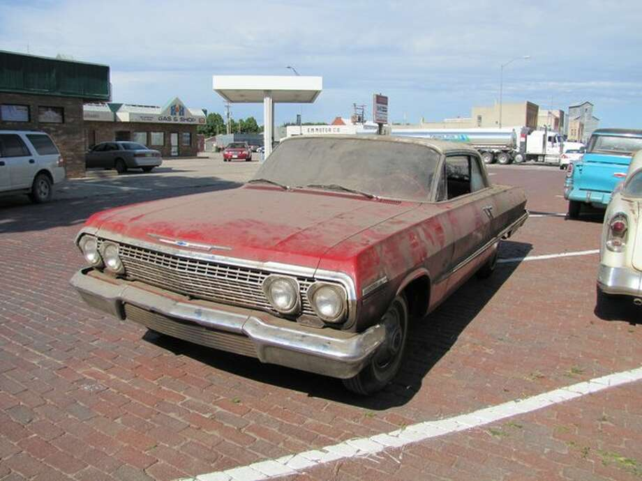 1963 Chevrolet Impala 2 dr. hardtop (11 miles) –   sold for $97,500