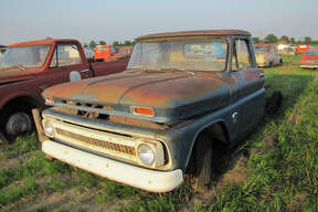 1964 Chevy C10 Pickup (3 miles) -> sold for $27,000