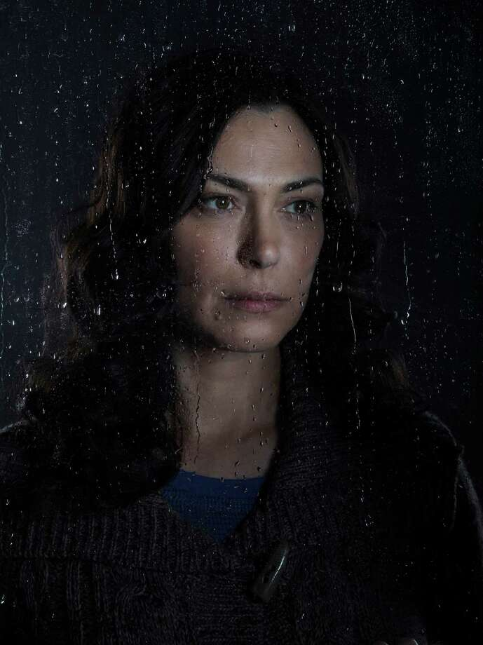 "Michelle Forbes – TV star of ""The Killing,"" ""Battlestar Galactica,"" ""In Treatment"" and ""True Blood"" – was born in Austin.  Photo: Frank Ockenfels : Courtesy Of AM / Website download"