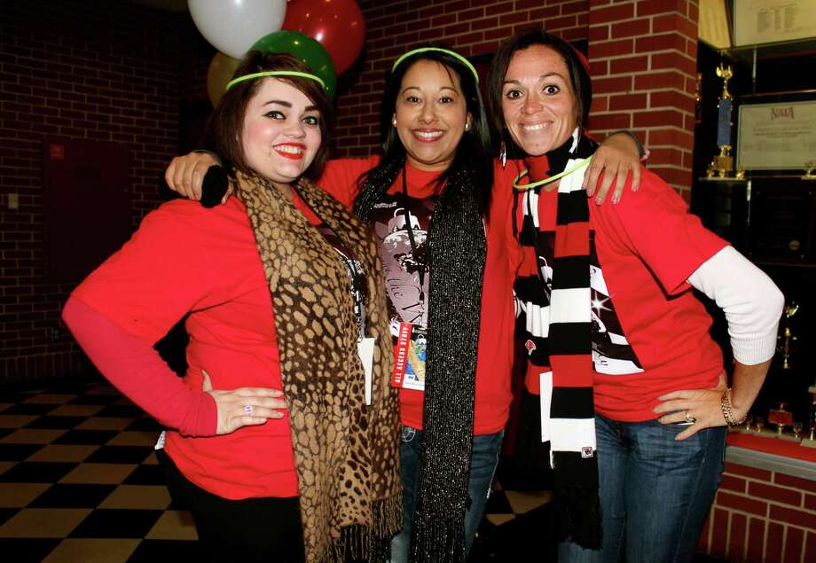 More than 5,500 people enjoyed the holiday spirit and fun during the 27th annual Light the Way event at the University of the Incarnate Word.