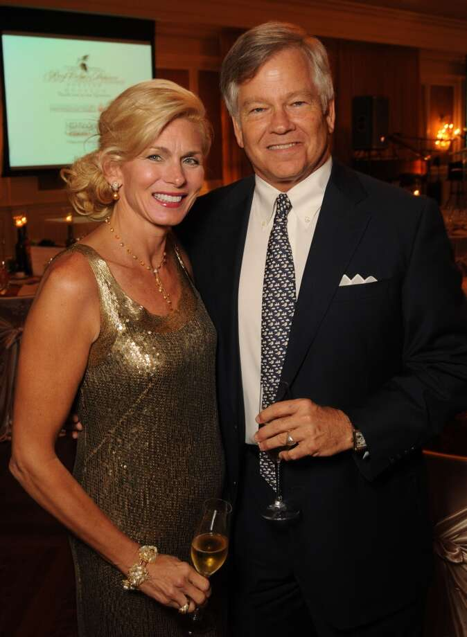 Terrie Hogan Turner and Mike Turner Photo: Dave Rossman, For The Houston Chronicle