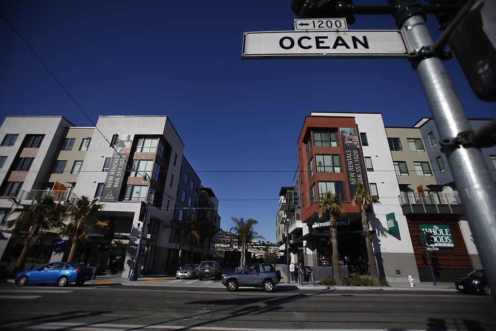 Whole Foods Ocean Avenue San Francisco