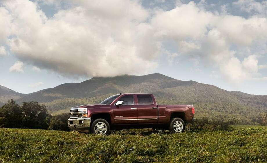 2015 Chevrolet Silverado 2500 HD Z71 LTZ Photo: Courtesy Of Chevrolet
