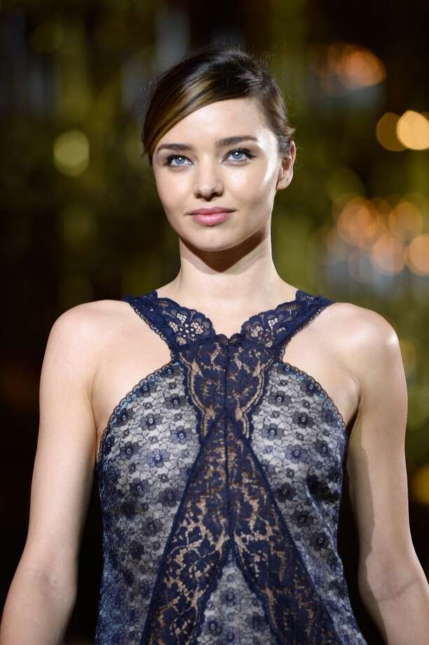 Model Miranda Kerr Photo: Pascal Le Segretain, Getty Images