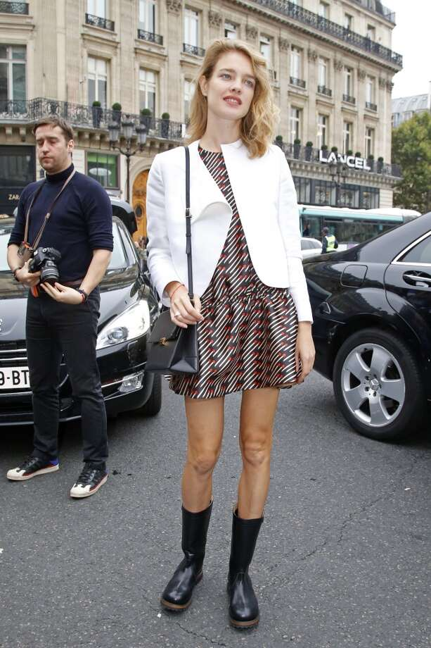 Natalia Vodianova Photo: Francois Mori, Associated Press