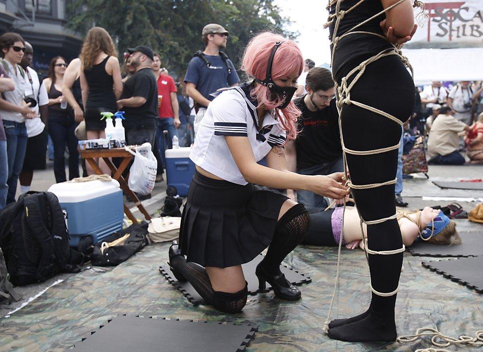 Public humiliation sadomasochism - 2 1