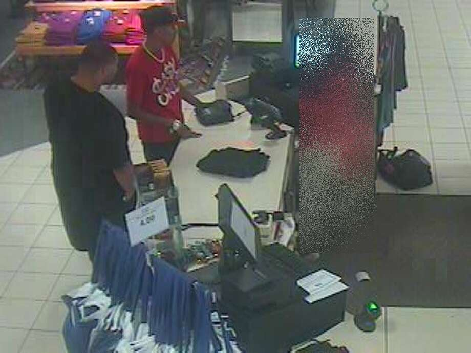 The FBI is looking for these men caught on camera at Willowbrook Mall.