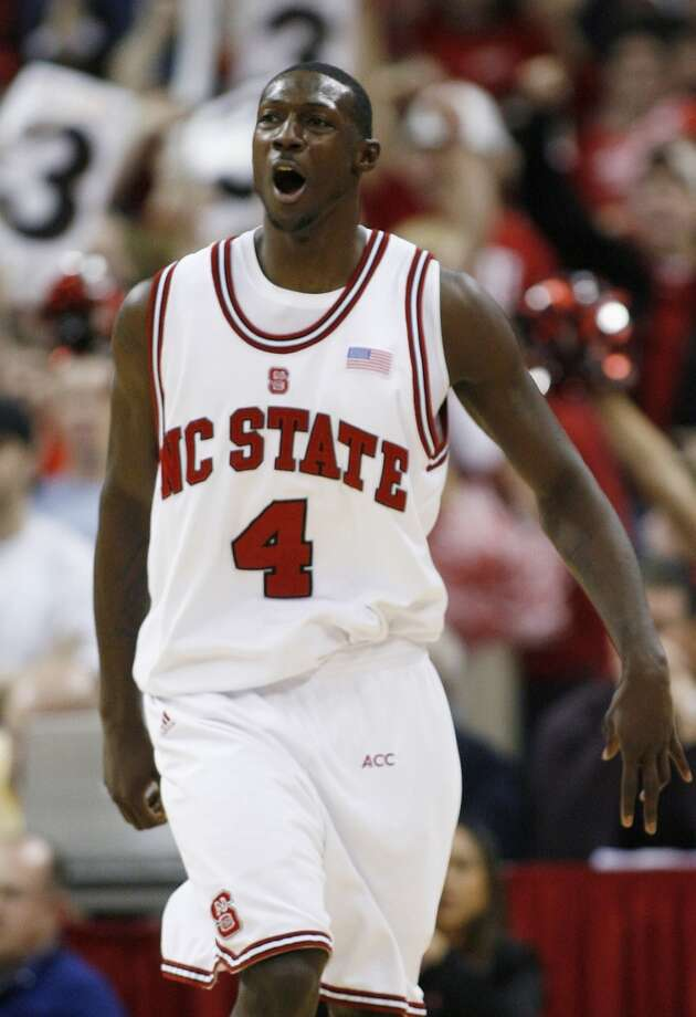 Courtney Fells, a former North Carolina State player, was on the Celtics' Summer League team this summer. He has been invited to Spurs training camp. Photo: ELLEN OZIER, REUTERS