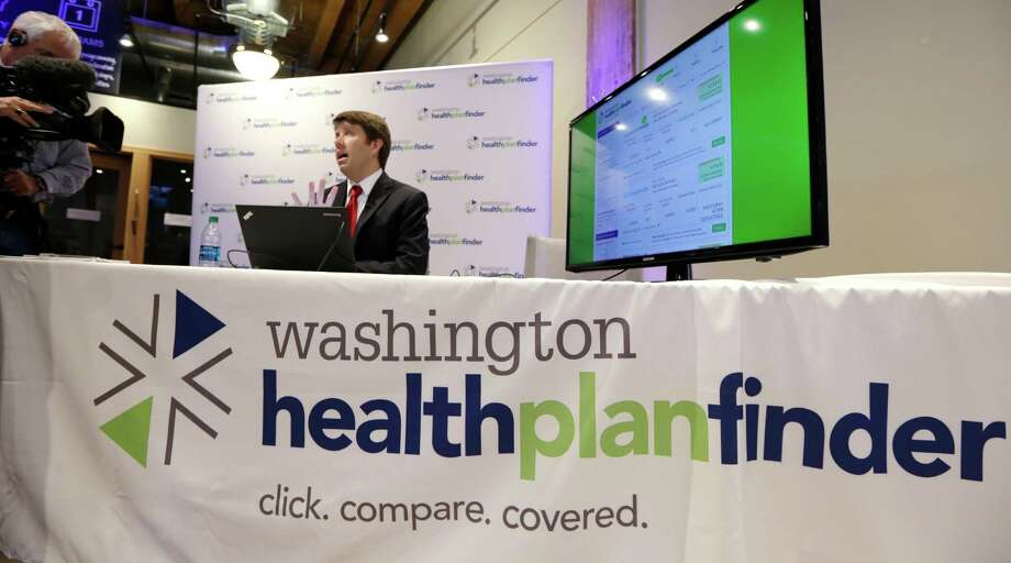 More than 16,000 people across Washington have signed up for health insurance since the start of a special enrollment period due to the novel coronavirus outbreak. Photo: Elaine Thompson, Associated Press / AP