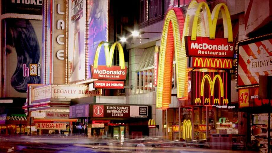 7. McDonald'sMcDonald's holds the No. 7 spot it occupied last year. Its brand value increased 5 percent to nearly $42 billion. Photo: X