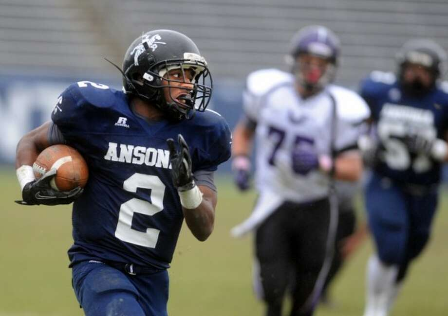 Arkeel Newsome, Ansonia.