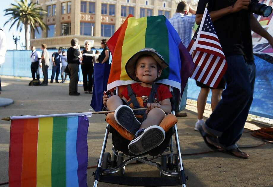 6. Oakland, Calif. – About 1.9 percent of households here included a same-sex couple, according to the Census Bureau. The margin of error is 0.5 percentage points. Photo: Rohan Smith, The Chronicle