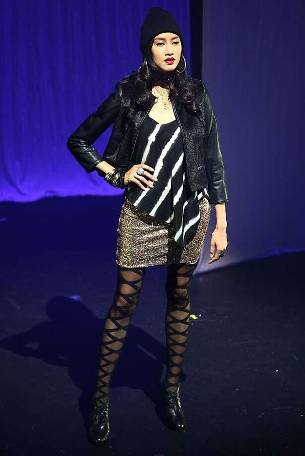 Edgy fashion Photo: Imeh Akpanudosen, Getty Images