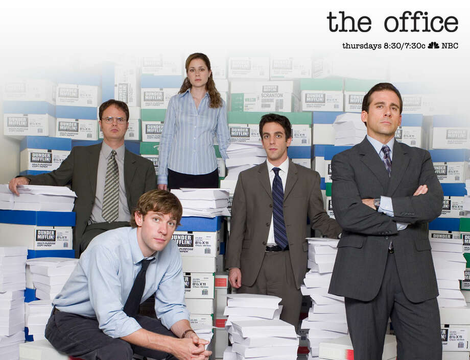 1. The OfficeThe best workplace comedy and one of the best television shows ever follows the day-to-day of Steve Carell as Michael Scott and the employees at Dunder Mifflin in a documentary style. The series finished its nine seasons with 42 Emmy nominations.
