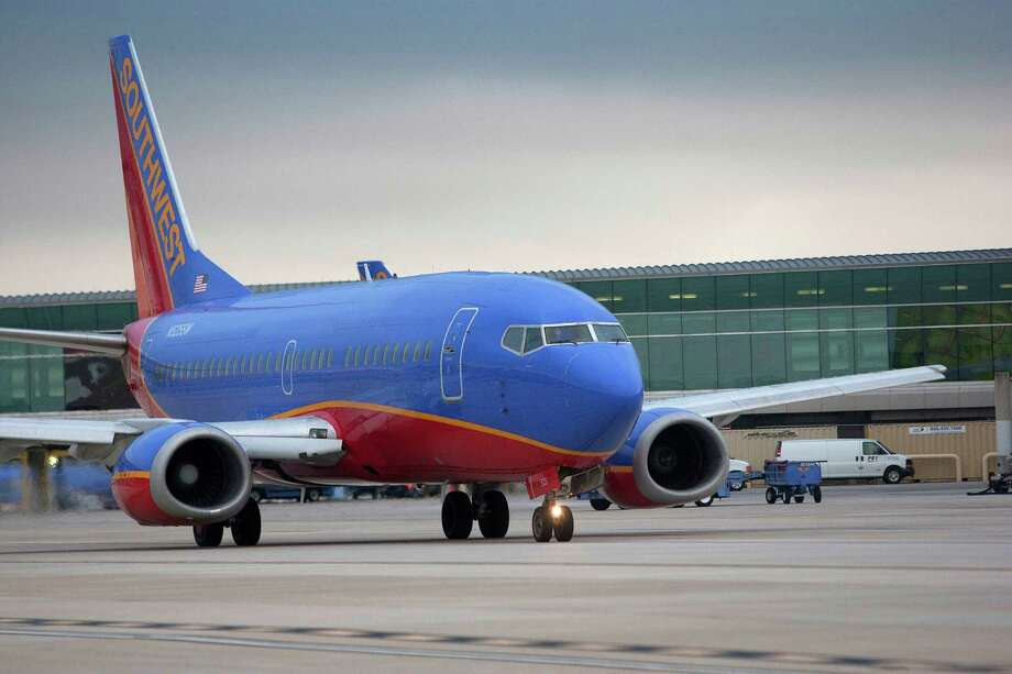 17. Southwest Airlines -- not on last year's list. Photo: Johnny Hanson, Staff / Houston Chronicle