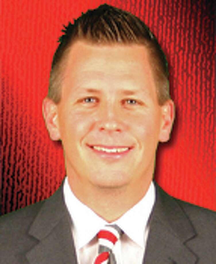 Seth Appert, head coach of the RPI Men's Hockey Team
