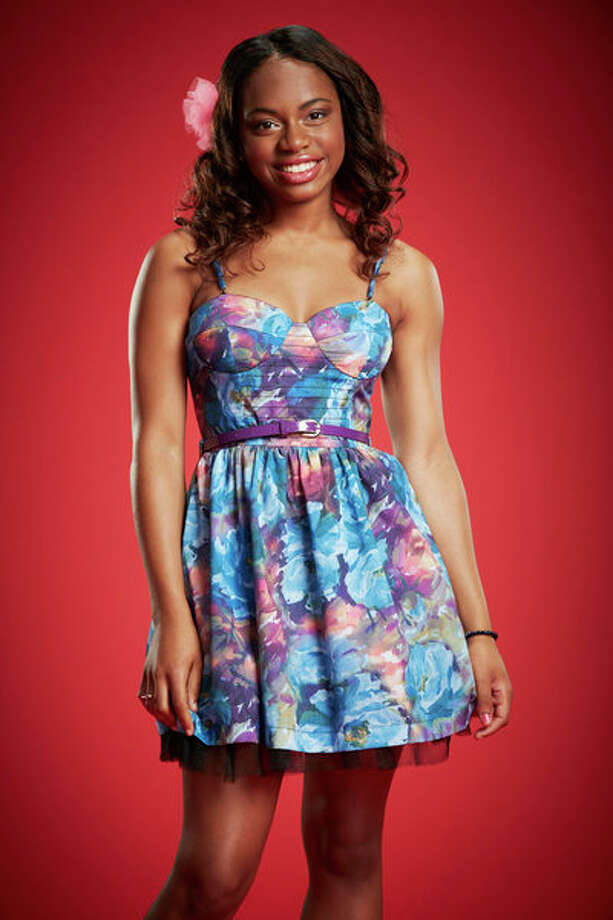 THE VOICE -- Season: 5 -- Pictured: Timyra-Joi Beatty as Timyra-Joi -- (Photo by: Paul Drinkwater/NBC) Photo: NBC, Paul Drinkwater/NBC / 2013 NBCUniversal Media, LLC