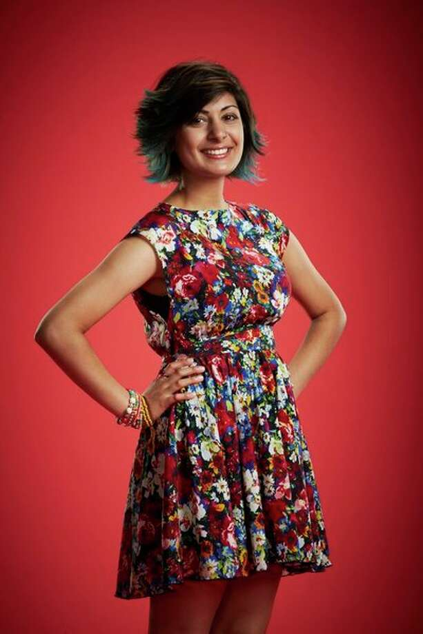 THE VOICE -- Season: 5 -- Pictured: Juhi Pathak -- (Photo by: Paul Drinkwater/NBC) Photo: NBC, Paul Drinkwater/NBC / 2013 NBCUniversal Media, LLC