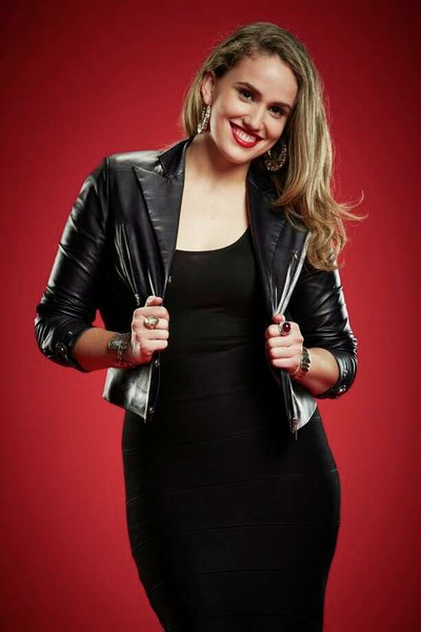 THE VOICE -- Season: 5 -- Pictured: Lina Gaudenski -- (Photo by: Paul Drinkwater/NBC) Photo: NBC, Paul Drinkwater/NBC / 2013 NBCUniversal Media, LLC