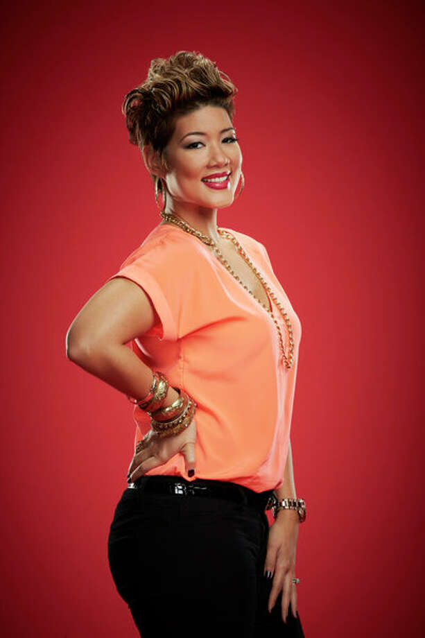 THE VOICE -- Season: 5 -- Pictured: Tessanne Chin as Tessanne -- (Photo by: Paul Drinkwater/NBC) Photo: NBC, Paul Drinkwater/NBC / 2013 NBCUniversal Media, LLC