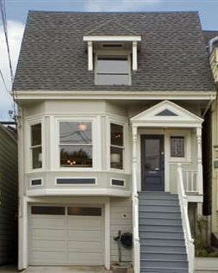 1578 Noe Street: this Noe Valley house shows sales as follows: 4/97. sold for  $412,500 5/04, sold for  $1,005,000 11/06, sold for 1,300,000 8/09 (post-crash): $1,125,000 close to bottom of last cycle 2013.  And today at the current average dollar per square foot for 2-BR Noe Valley houses, it should sell for well over the previous high price of late 2006: a conservative estimate is $1,375,000 and that might easily be too low.