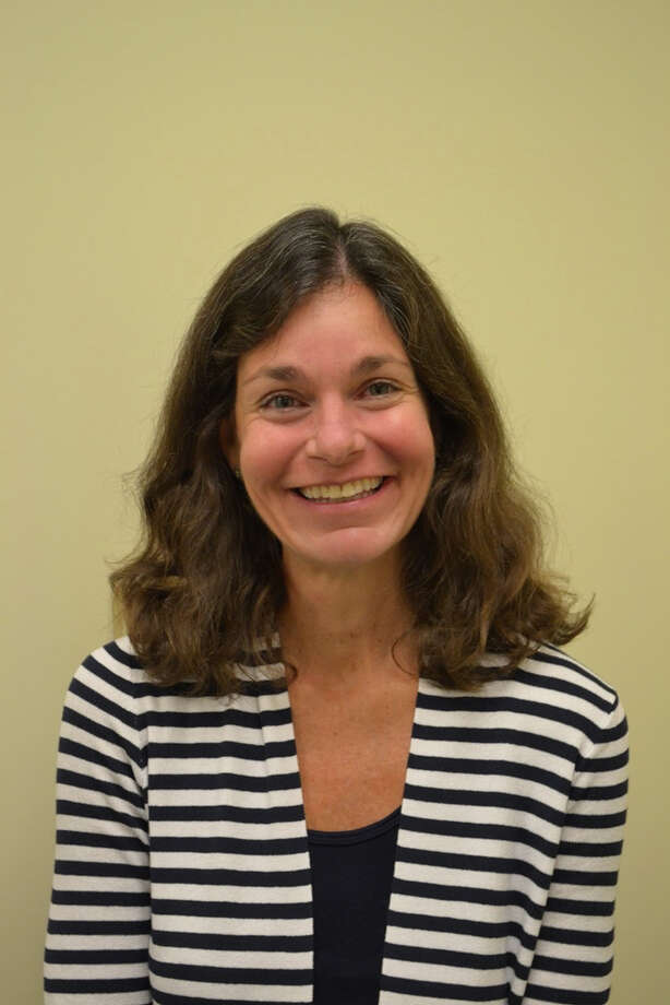 New Canaan resident Andrea Pizone-Novia, Norwalk Community College associate professor of mathematics, was named to mtvU's annual list of Top 25 Junior and Community College Professors. Photo: Contributed