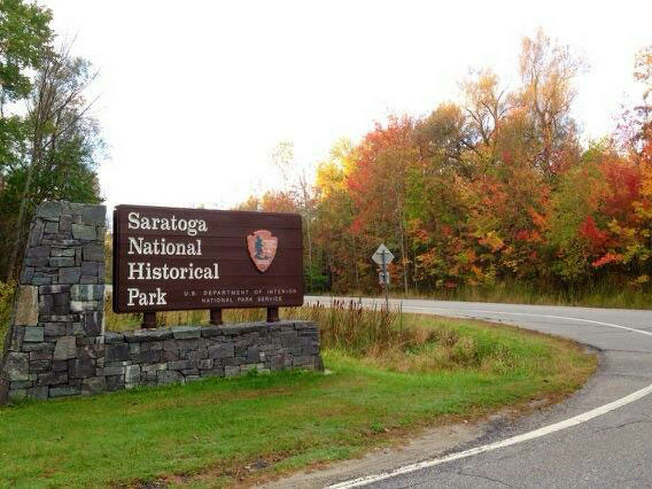 The Saratoga National Historical Park will be affected by the federal shutdown. Photo: Skip Dickstein
