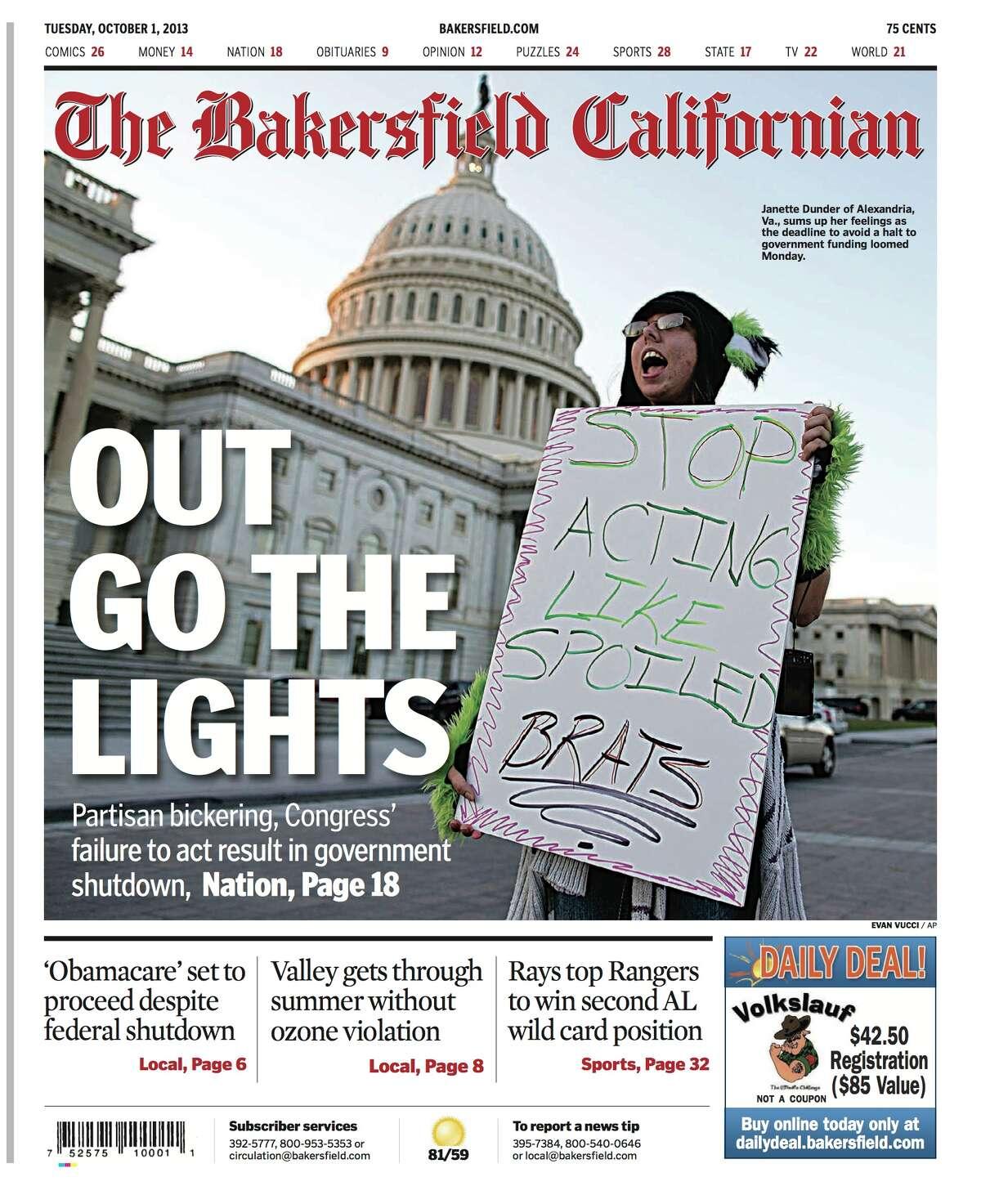 The Bakersfield Californian
