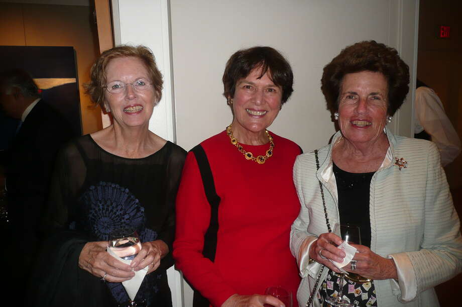 """Over 250 supporters of the Greenwich Arts Council attended the group's first fundraiser """"Arts Alive"""" held at the Art Center on September 28, 2013 to celebrate the varied art forms it supports. Photo: Anne W. Semmes"""