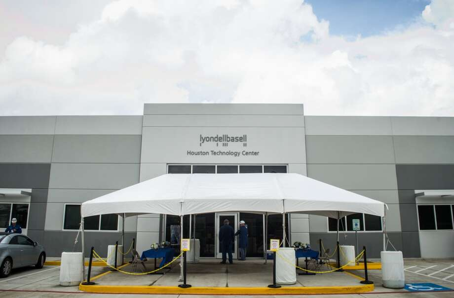 Lyondellbasell's new 70,000 sq ft Houston Technology Center, relocated from Pennsylvania, on Monday, 30 September 2013 in Channelview TX Photo: Jamaal Ellis, For The Chronicle