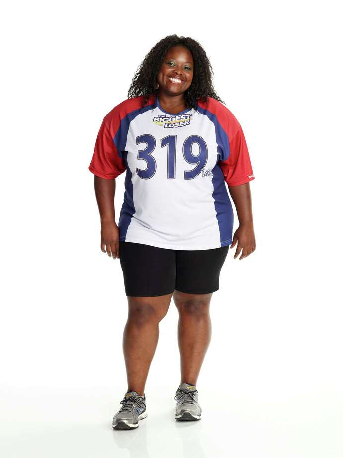 THE BIGGEST LOSER -- Season 15 -- Pictured: Tumi Oguntala -- (Photo by: Paul Drinkwater/NBC) ORG XMIT: Season:15 Photo: NBC / 2013 NBCUniversal Media, LLC