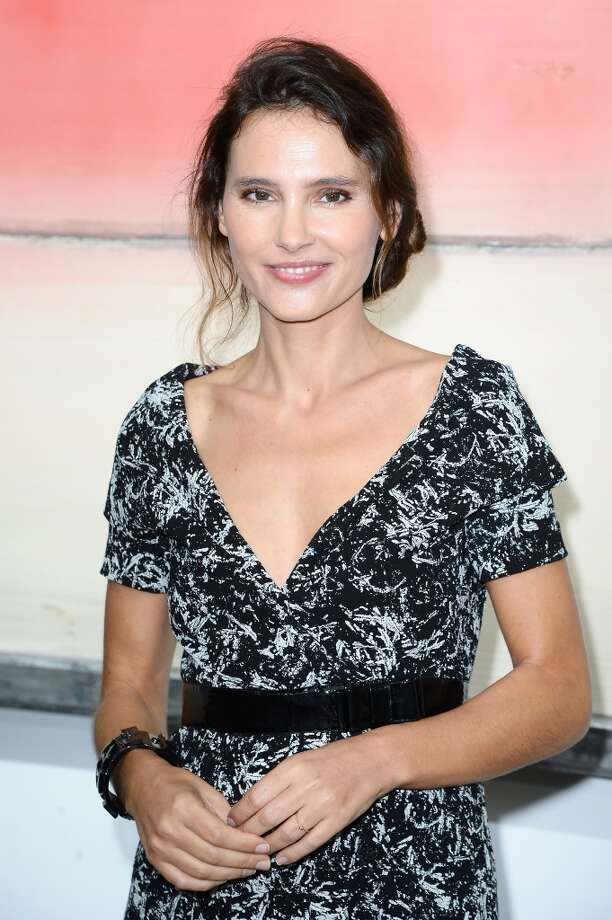 Virginie Ledoyen attends the Chanel show as part of the Paris Fashion Week Womenswear  Spring/Summer 2014 at Grand Palais on October 1, 2013 in Paris, France.  (Photo by Pascal Le Segretain/Getty Images) Photo: Pascal Le Segretain, Getty Images