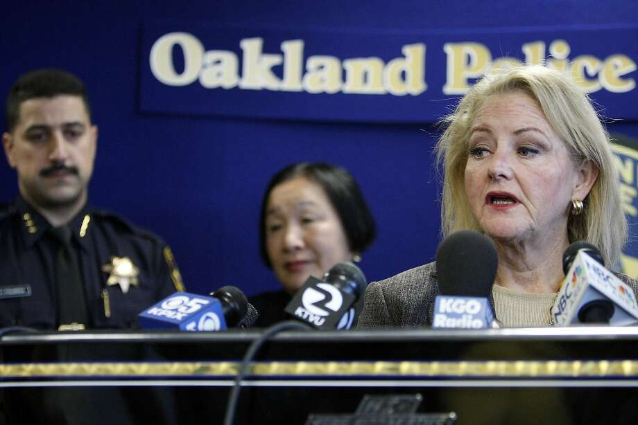 Alameda County District Attorney Nancy O'Malley Photo: Michael Short, The Chronicle