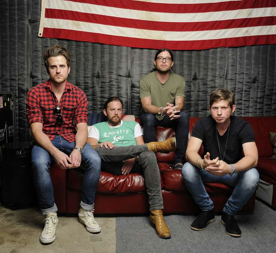 "Kings of Leon has released ""Mechanical Bull."""