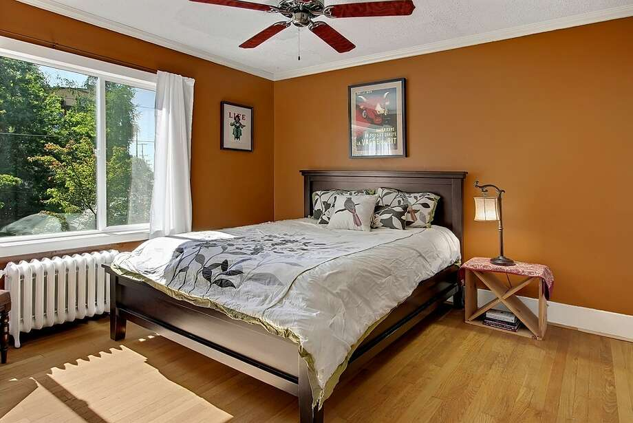 Bedroom of 1640 18th Ave., No. 7. It's listed for $225,000. Photo: Vista Estate Imaging, Courtesy Kip White, Coldwell Banker Bain