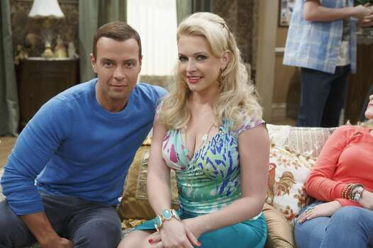 """Melissa & Joey: Season 3"" – Single politician Melissa has her life turned upside-down when she is made guardian of her niece, Lennox, and nephew, Ryder. She hires Joe, an unemployed stockbroker, as a live-in ""manny"" (male nanny) to help out, a job he hopes will be temporary. Available July 18 Photo: ABC Family Via Getty Images"