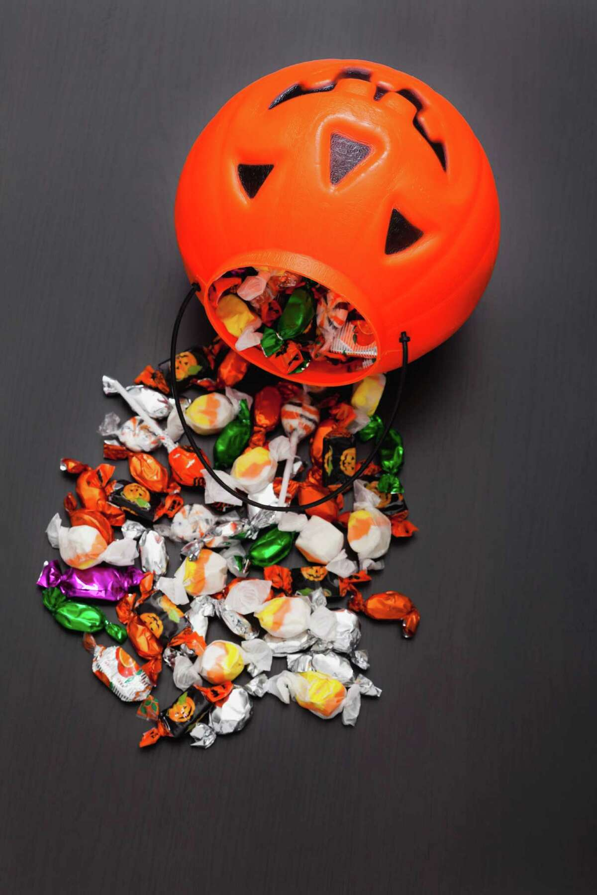 One quarter of all candy sold annually in the U.S. is purchased for Halloween. Source: History.com