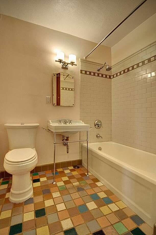 Bathroom of 400 Boylston Ave. E., No. 310. It's listed for $237,500. Photo: Courtesy Casey Price, Windermere Real Estate