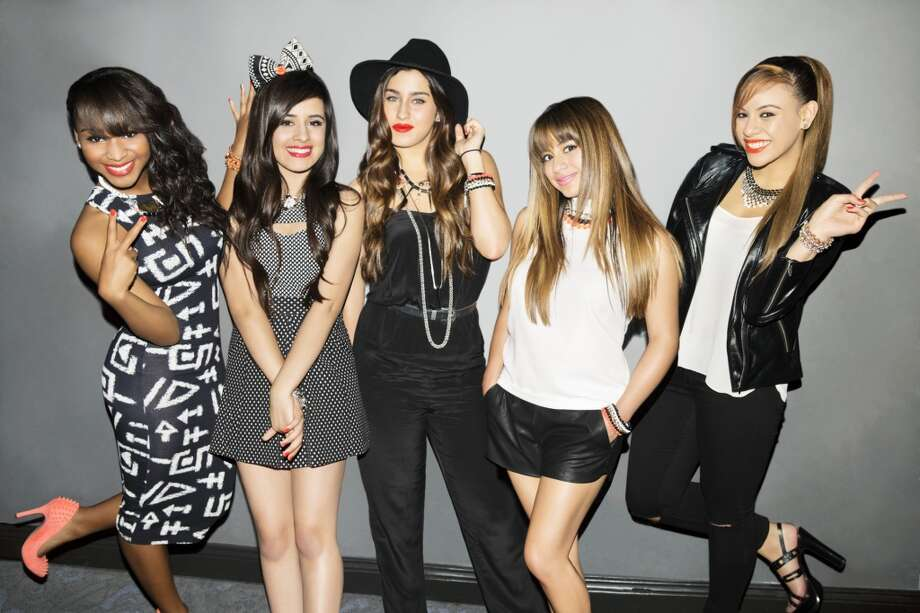 Another stylish shot for Epic Records,  Fifth Harmony's record label. Photo: Associated Press
