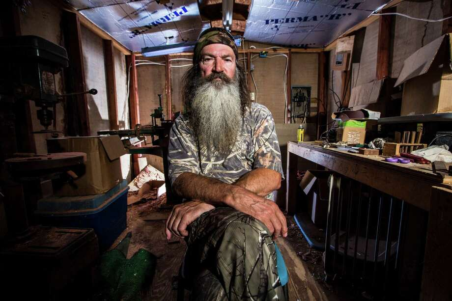 """Phil-Osophy,"" the second book by ""Duck Dynasty"" patriarch Phil Robertson, is tentatively scheduled to be published in October 2014. Click through for photos from the Roberston family album. / handout"