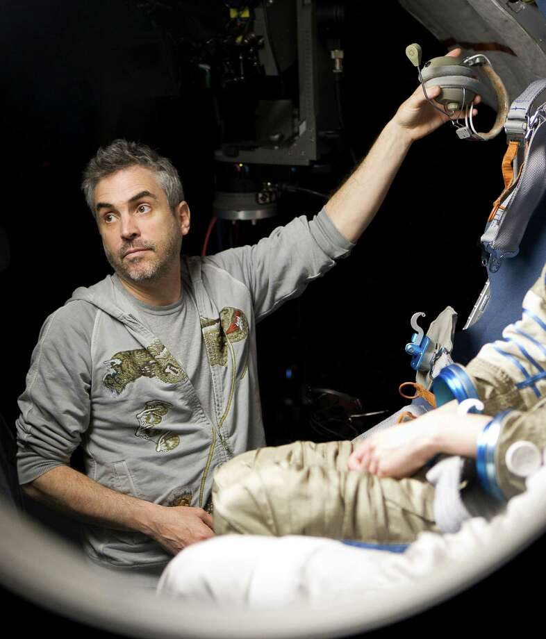 """Alfonso Cuarón, director and screenwriterTime calls him the """"master of the universe"""" for his work in writing and directing the critically-acclaimed blockbuster """"Gravity."""" He also has directed such favorites as """"Children of Men,"""" Y Tu Mama Tambien,"""" and """"Harry Potter and the Prisoner of Azkaban.""""Related: NASA congratulates 'Gravity' crew's Oscar success with glorious slideshow (Photos) Photo: Courtesy Of Warner Bros. Picture / å©2013 Warner Bros. Entertainment Inc. - All Rights Reserved"""