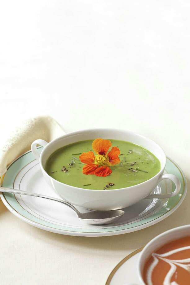 Good Housekeeping recipe for Curried Carrot Soup. Photo: Kate Sears