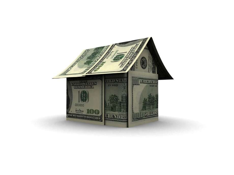 money house; HOUSE MADE OF MONEY Photo: Sebastian Kaulitzki / handout / stock agency