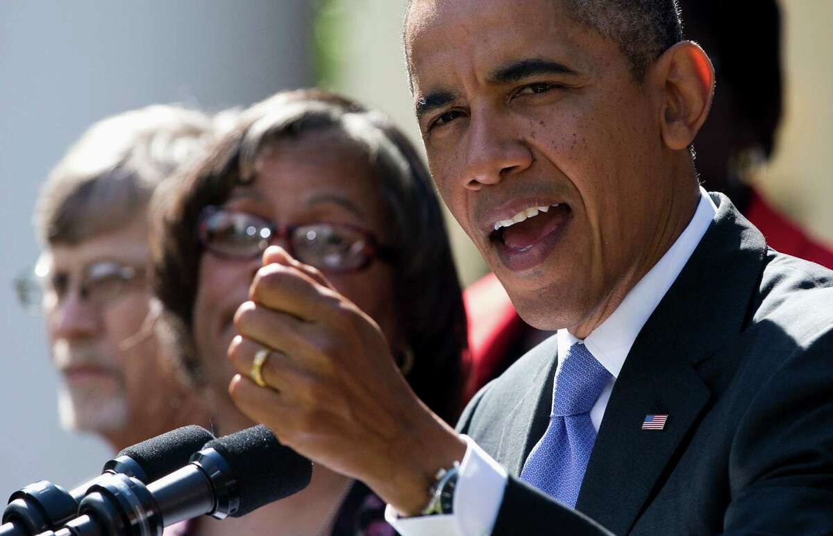 """President Barack Obama, in a Rose Garden news conference Tuesday, said, """"Congress generally needs to stop governing by crisis."""""""