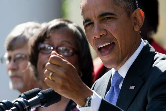 "President Barack Obama, in a Rose Garden news conference Tuesday, said, ""Congress generally needs to stop governing by crisis."""